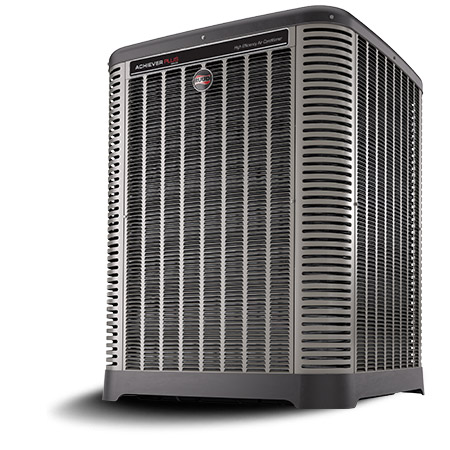 Image for UP17 ACHIEVER PLUS SERIES 17 SEER THREE-STAGE HEAT PUMP