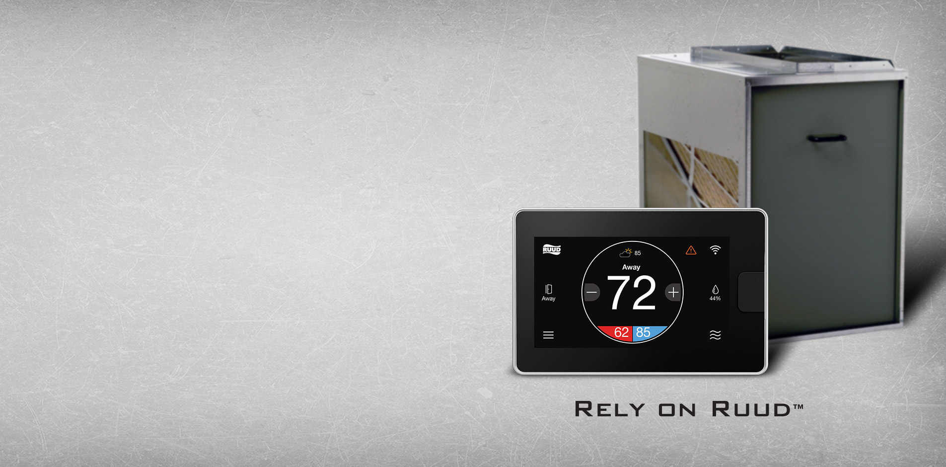 Image for Thermostats & Air Purifiers