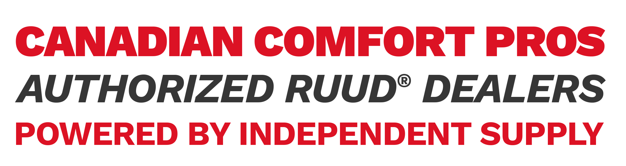 Canadian Comfort Pros Logo